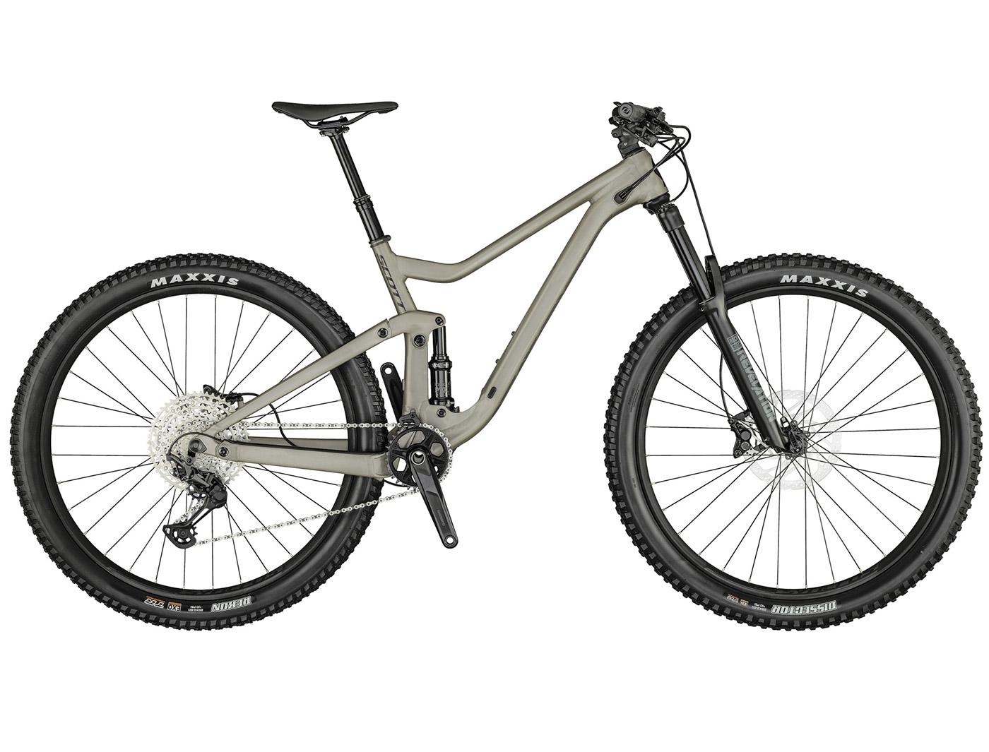 Велосипед Scott Genius 950 (2021)