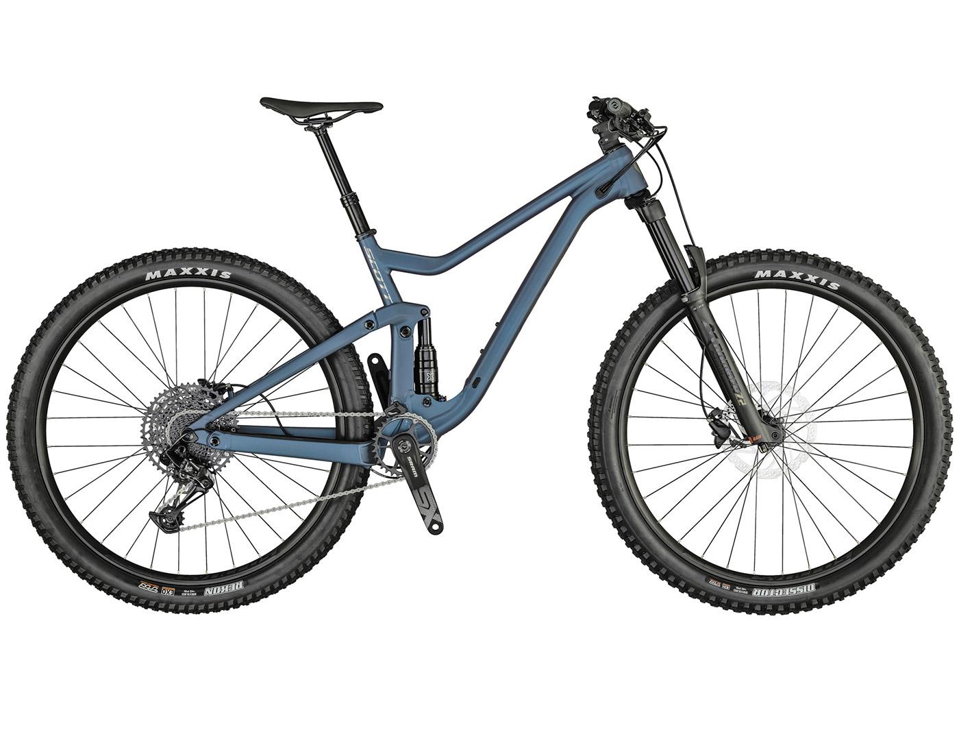 Велосипед Scott Genius 960 (2021)