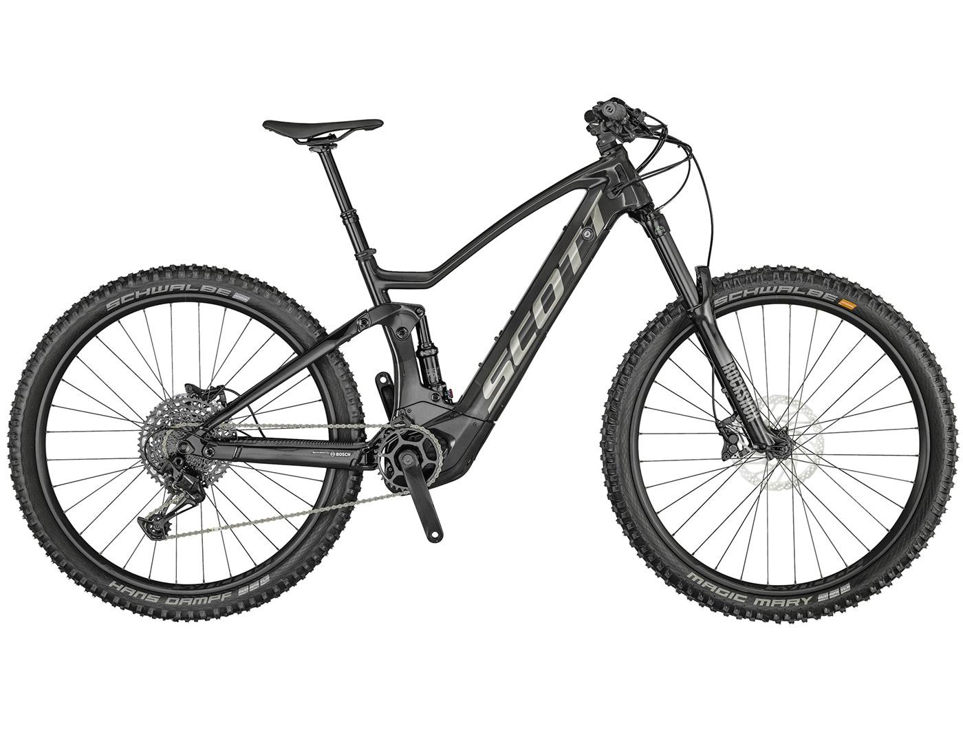 Велосипед Scott Genius eRIDE 900 (EU) (2021)