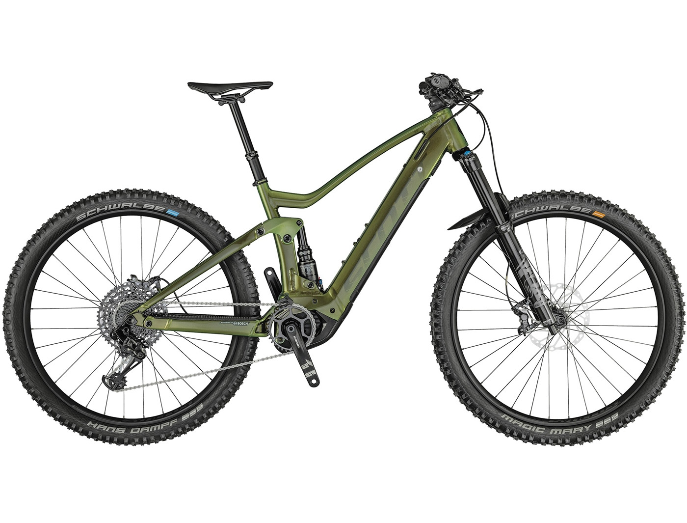 Велосипед Scott Genius eRIDE 910 (EU) (2021)