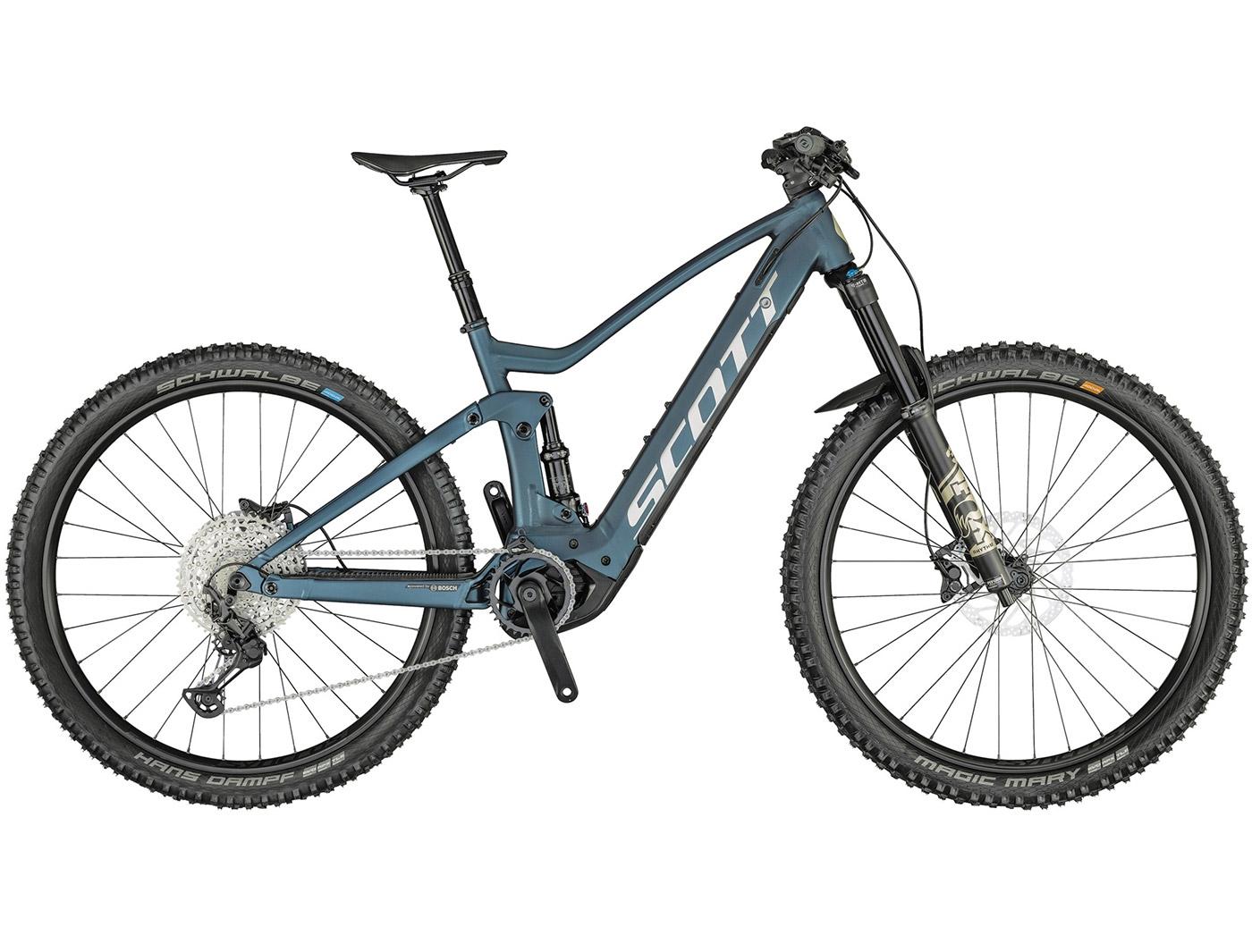 Велосипед Scott Genius eRIDE 920 (EU) (2021)