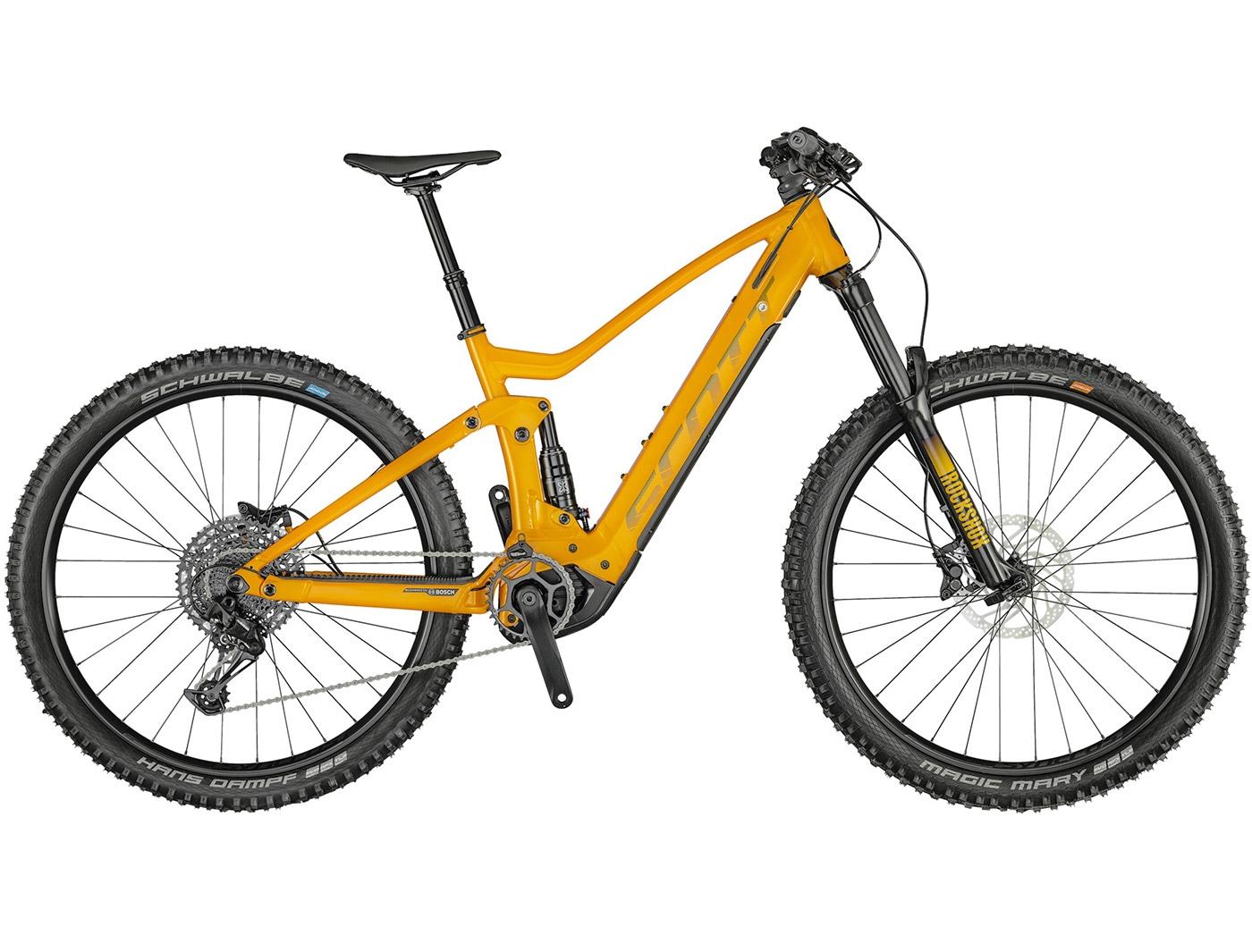 Велосипед Scott Genius eRIDE 930 (EU) (2021)