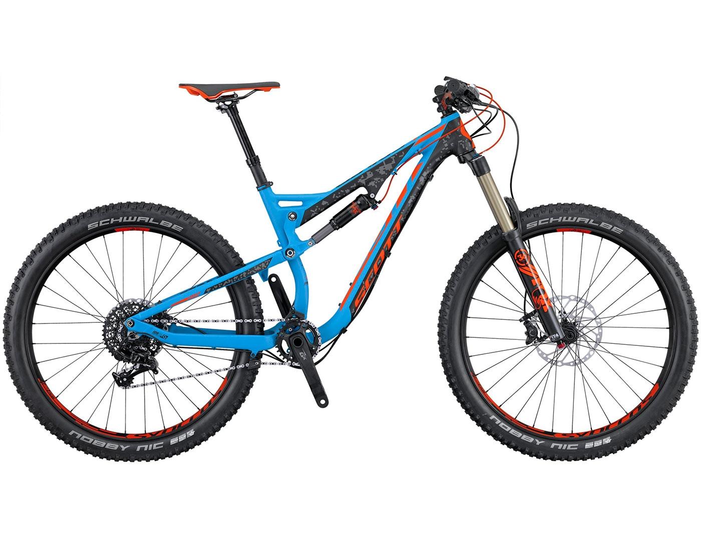 Велосипед Scott Genius LT 720 Plus (2016)