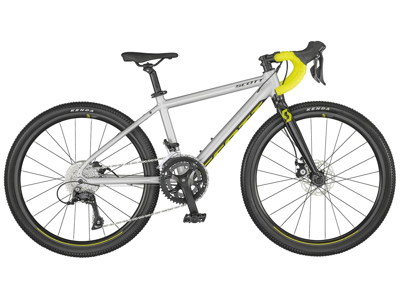 Велосипед Scott Gravel 400 (2021)