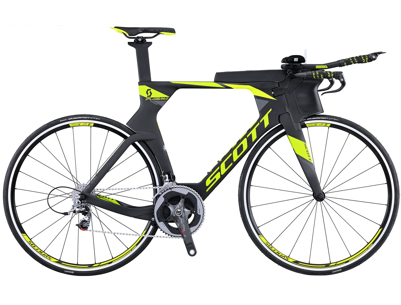 Велосипед Scott Plasma Team Issue (2016)