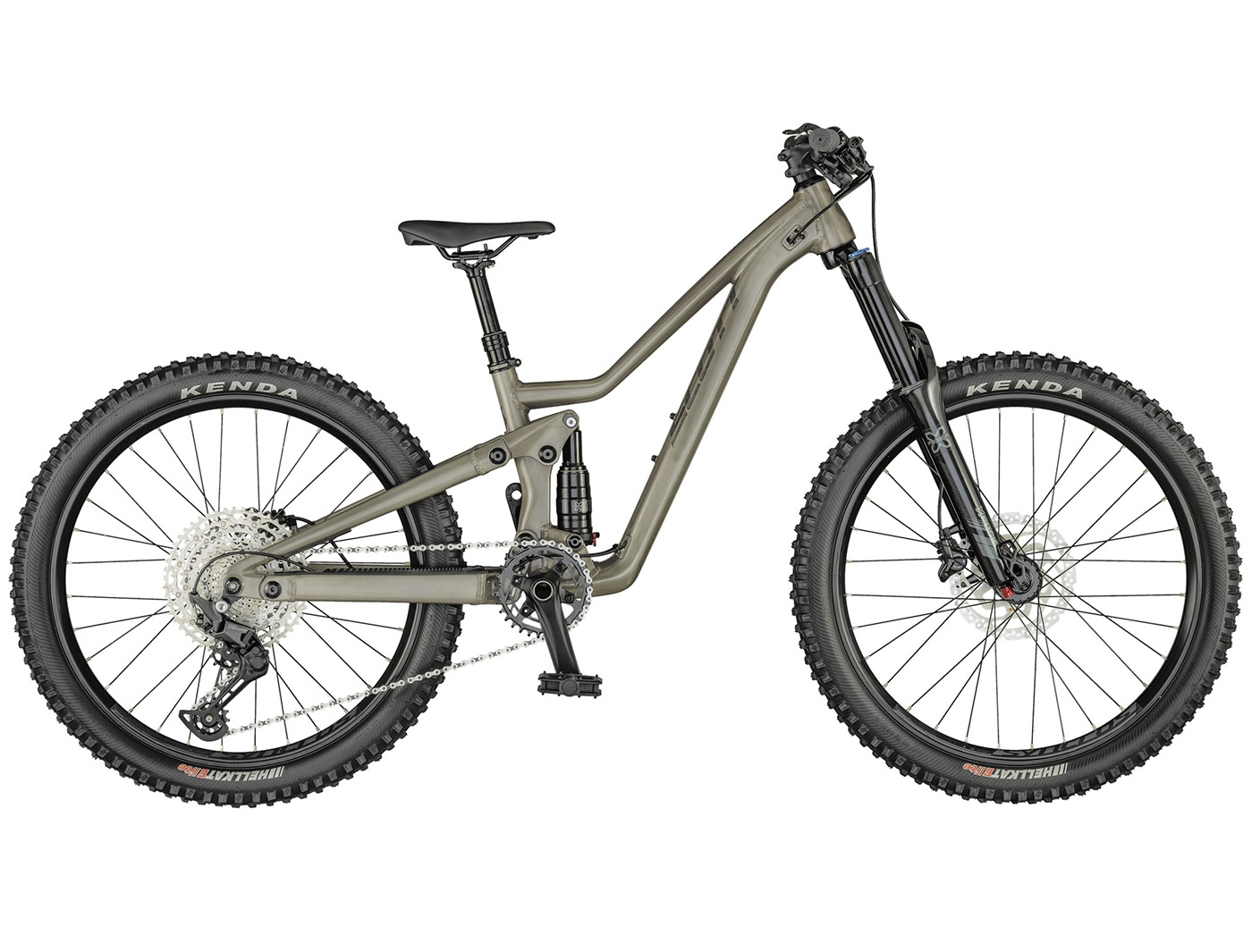 Велосипед Scott Ransom 400 (2021)