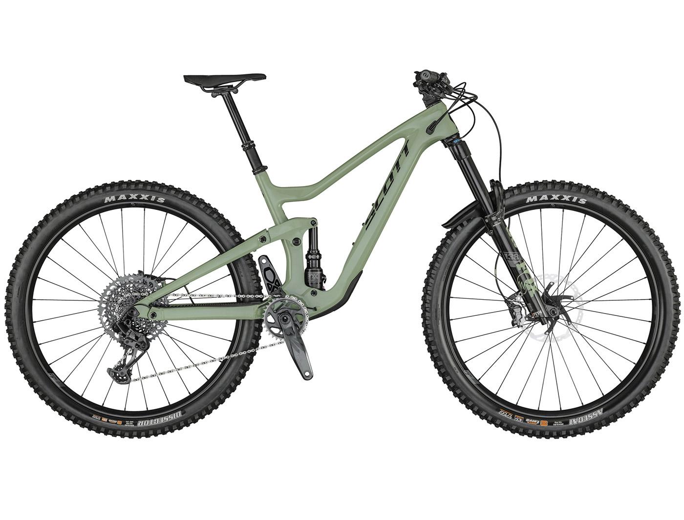 Велосипед Scott Ransom 910 (2021)