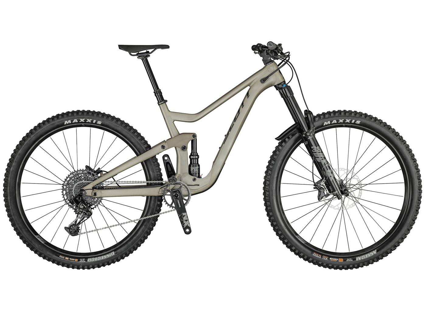 Велосипед Scott Ransom 920 (2021)