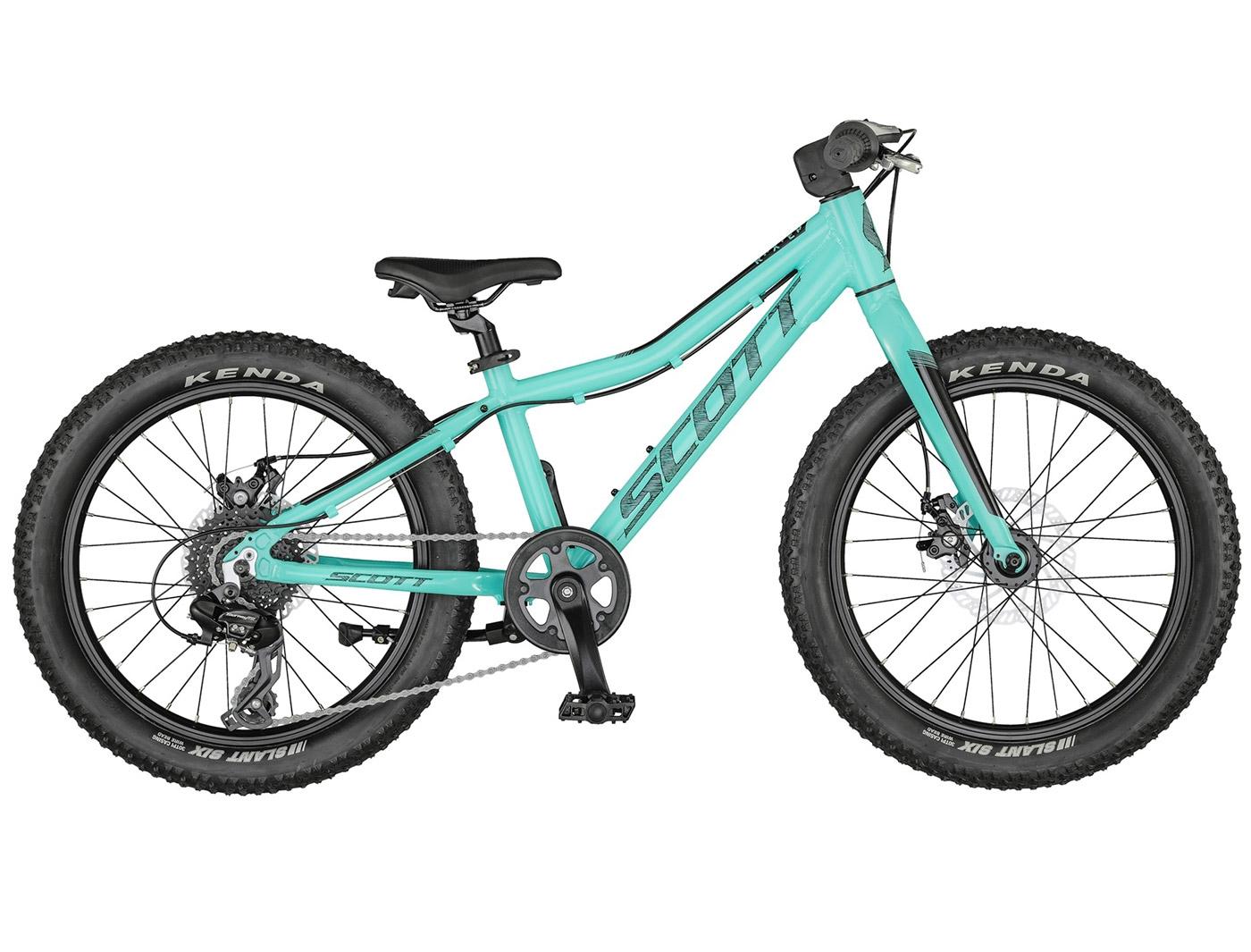 Велосипед Scott Roxter 20 teal blue (2021)