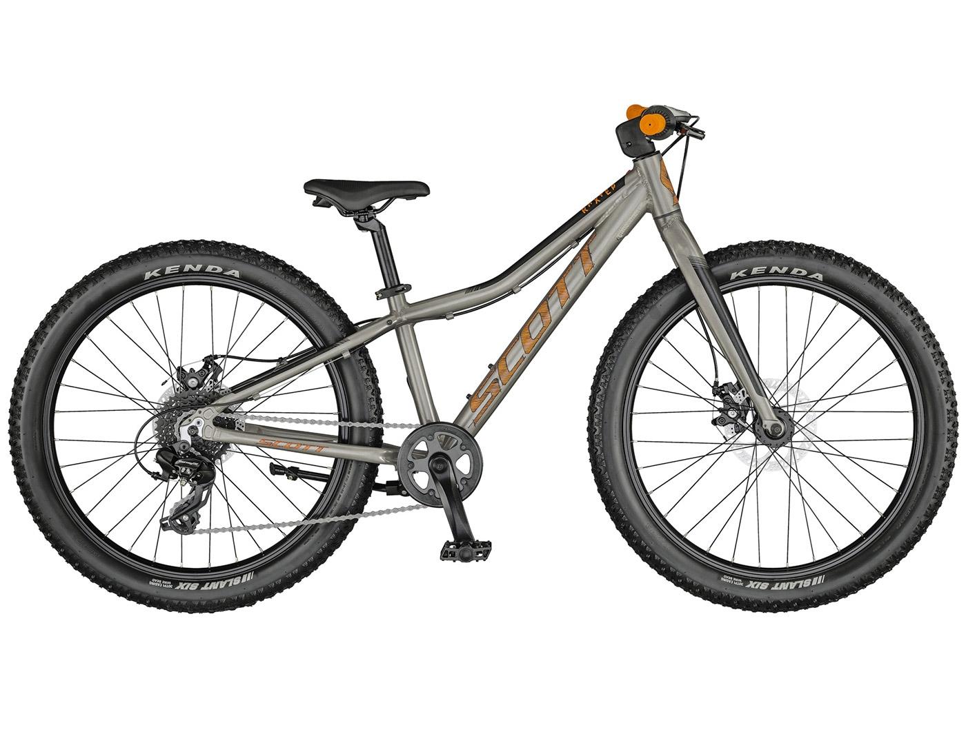 Велосипед Scott Roxter 24 raw alloy (2021)
