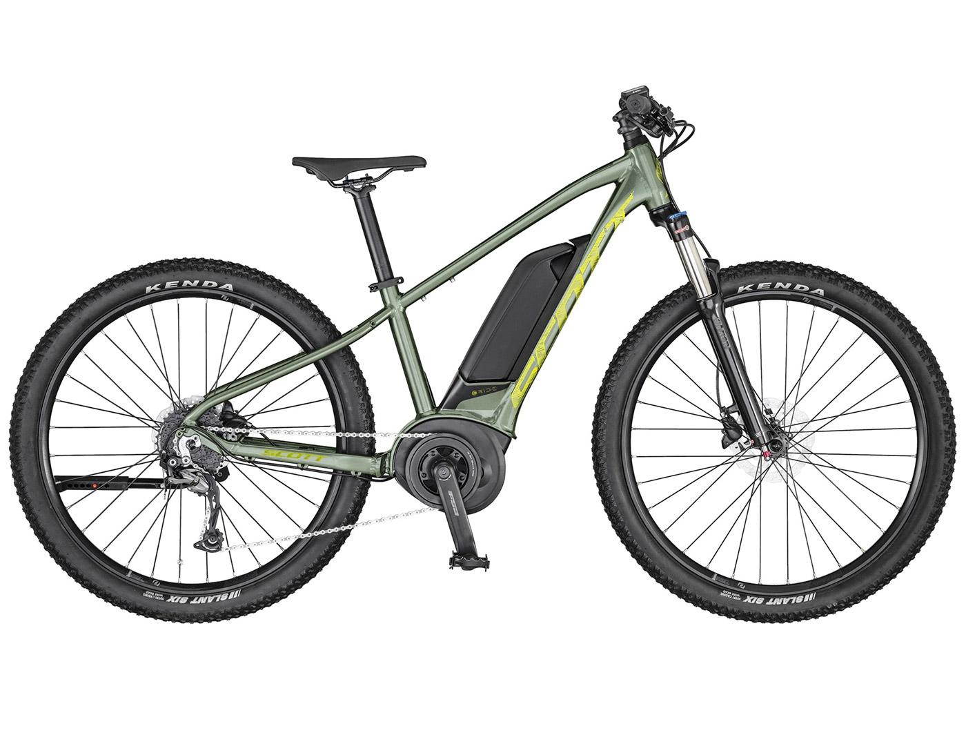 Велосипед Scott Roxter eRIDE 26 (2021)