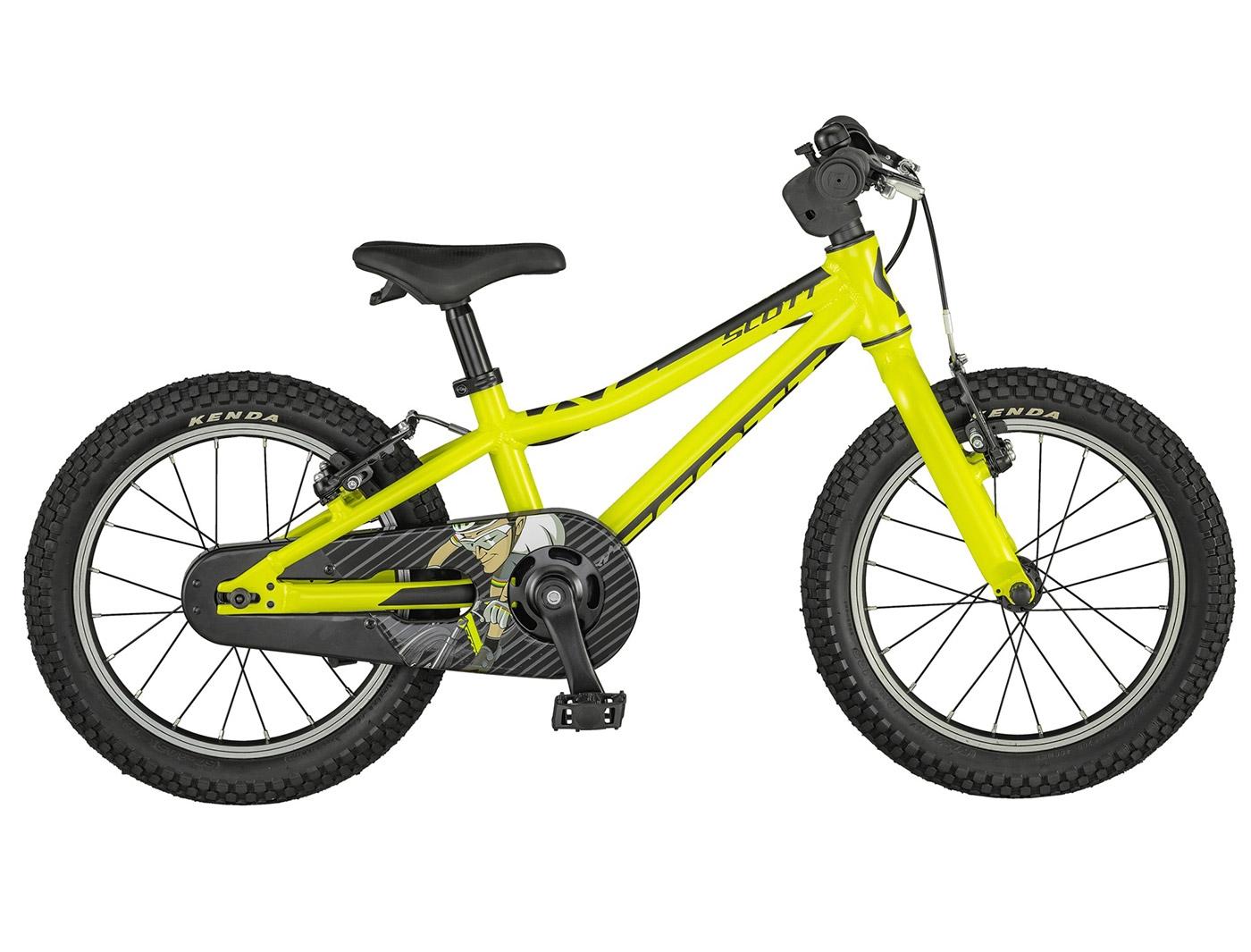 Велосипед Scott Scale 16 (2021)