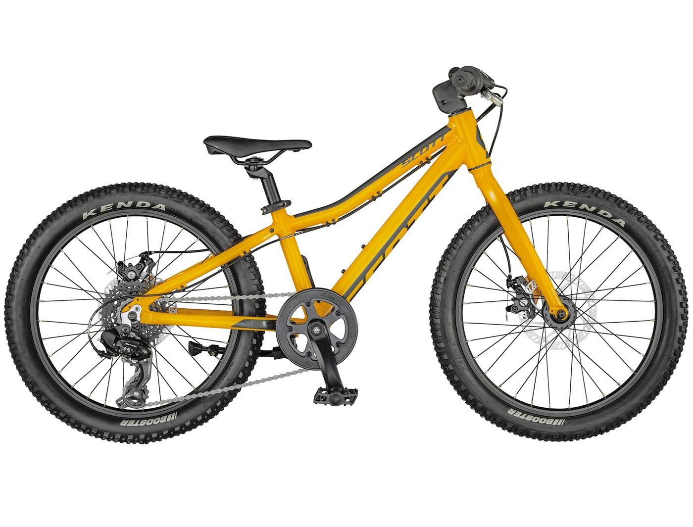 Велосипед Scott Scale 20 rigid (2021)