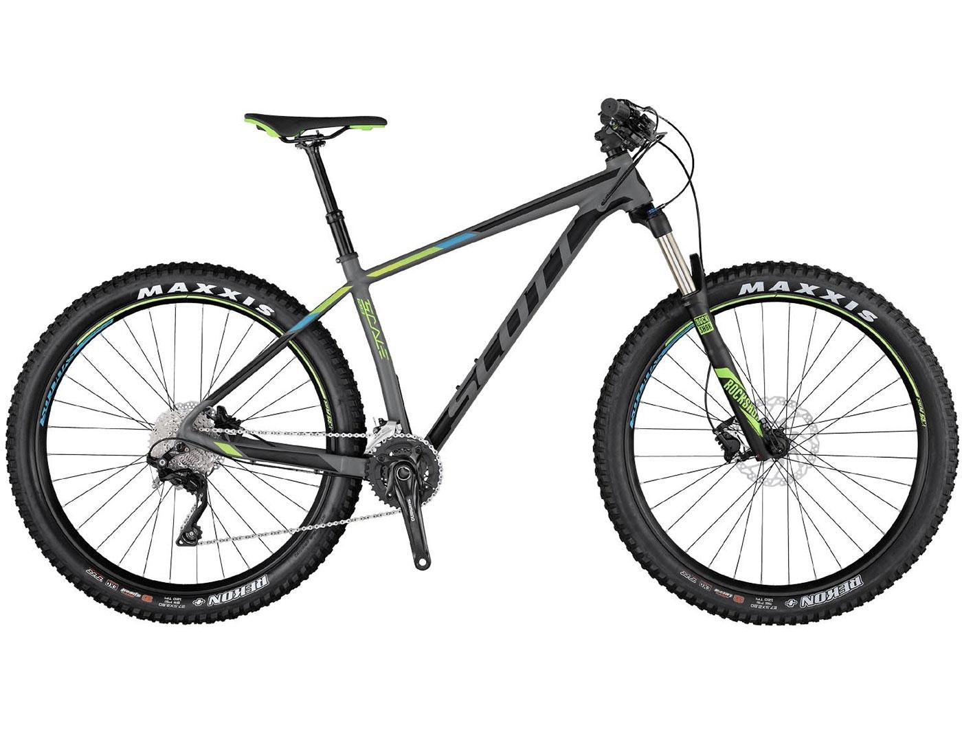 Велосипед Scott Scale 720 Plus (2017)