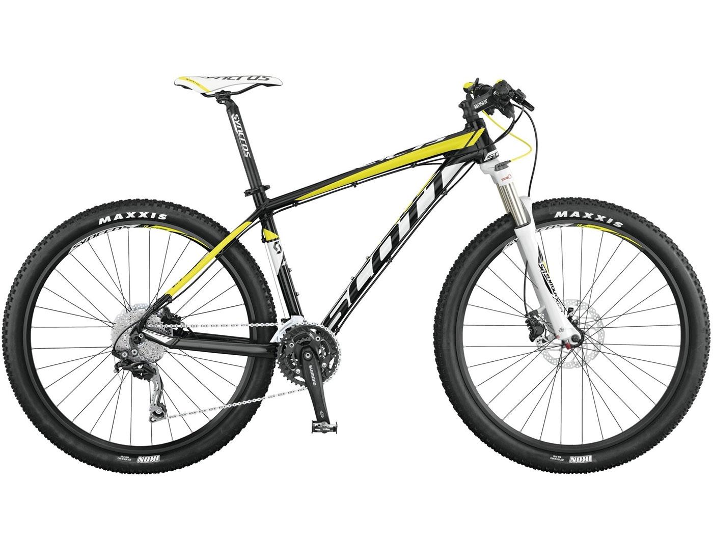 Велосипед Scott Scale 770 (2015)