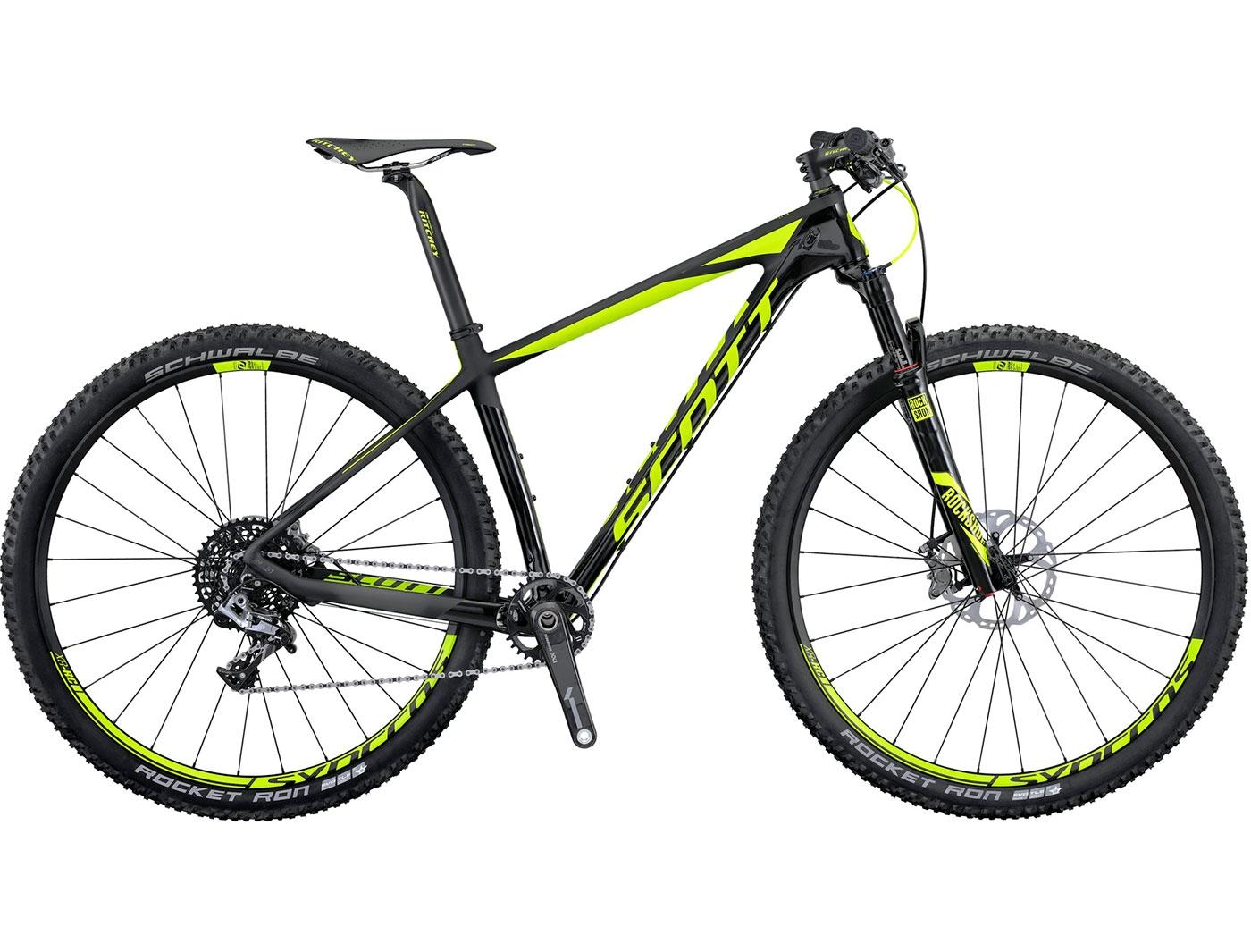Велосипед Scott Scale 900 RC (2016)