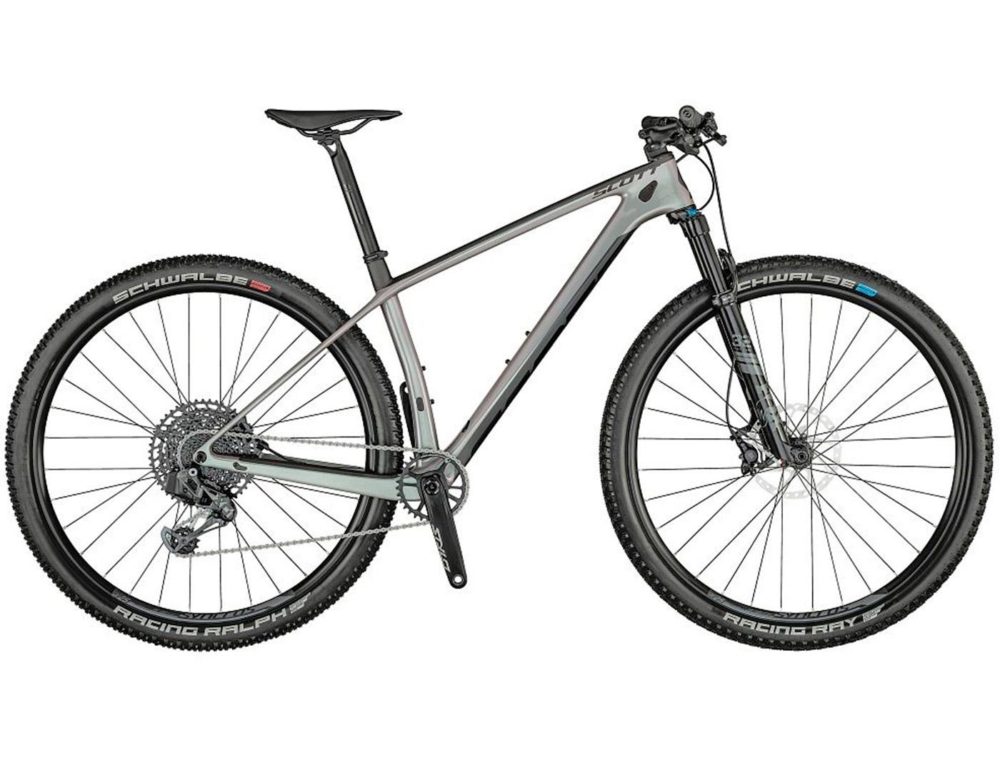 Велосипед Scott Scale 910 AXS (2021)