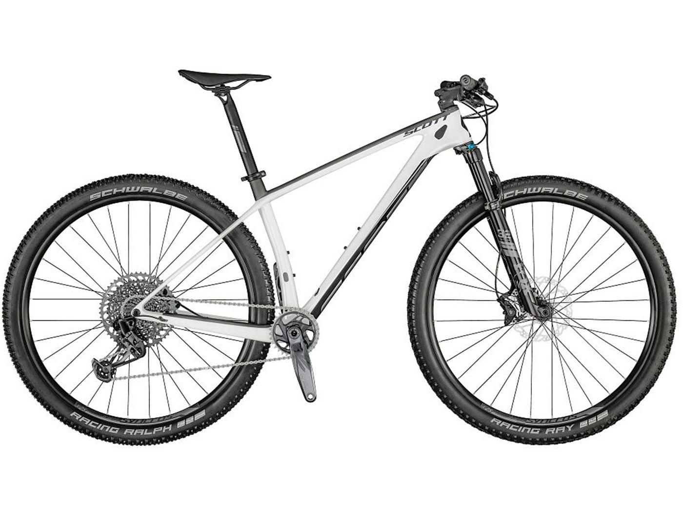 Велосипед Scott Scale 920 (2021)