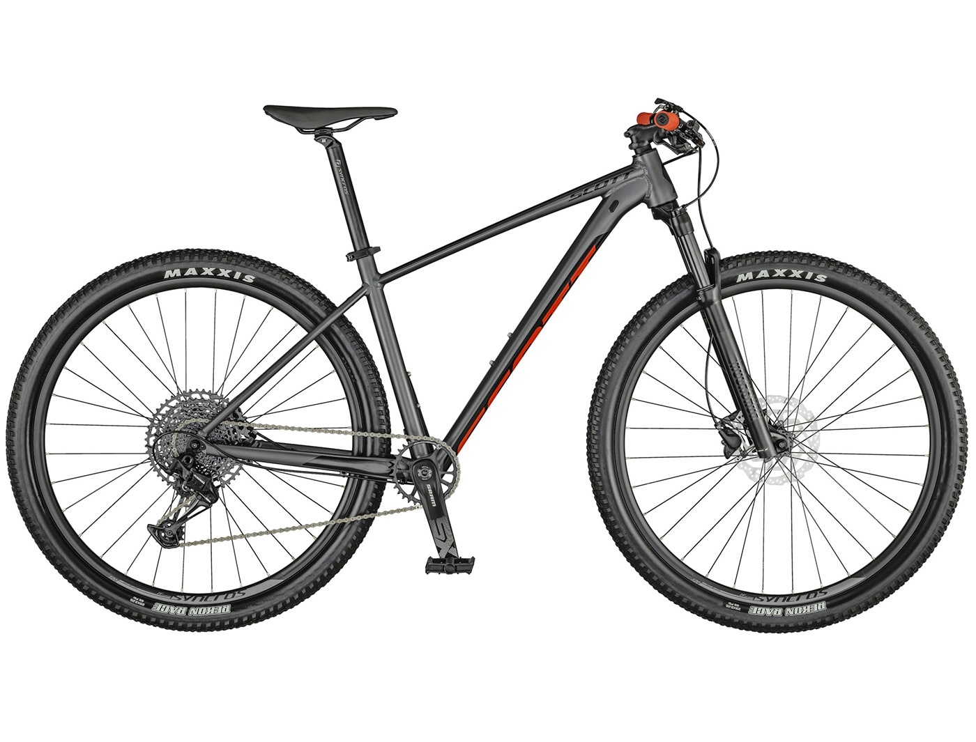 Велосипед Scott Scale 970 (2021)