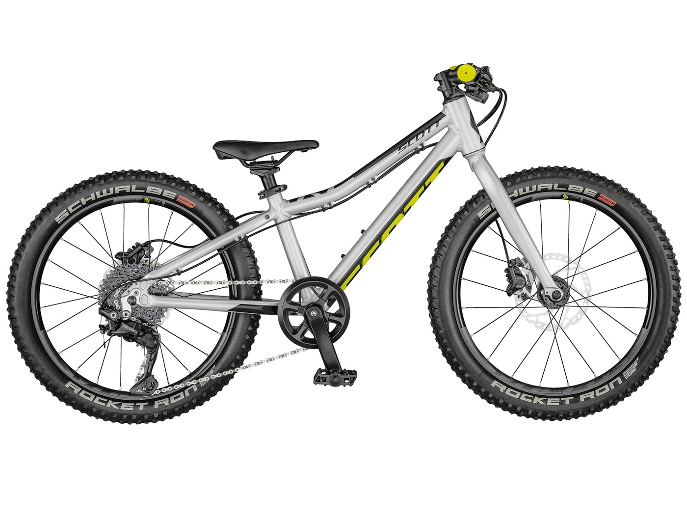 Велосипед Scott Scale RC 200 (2021)