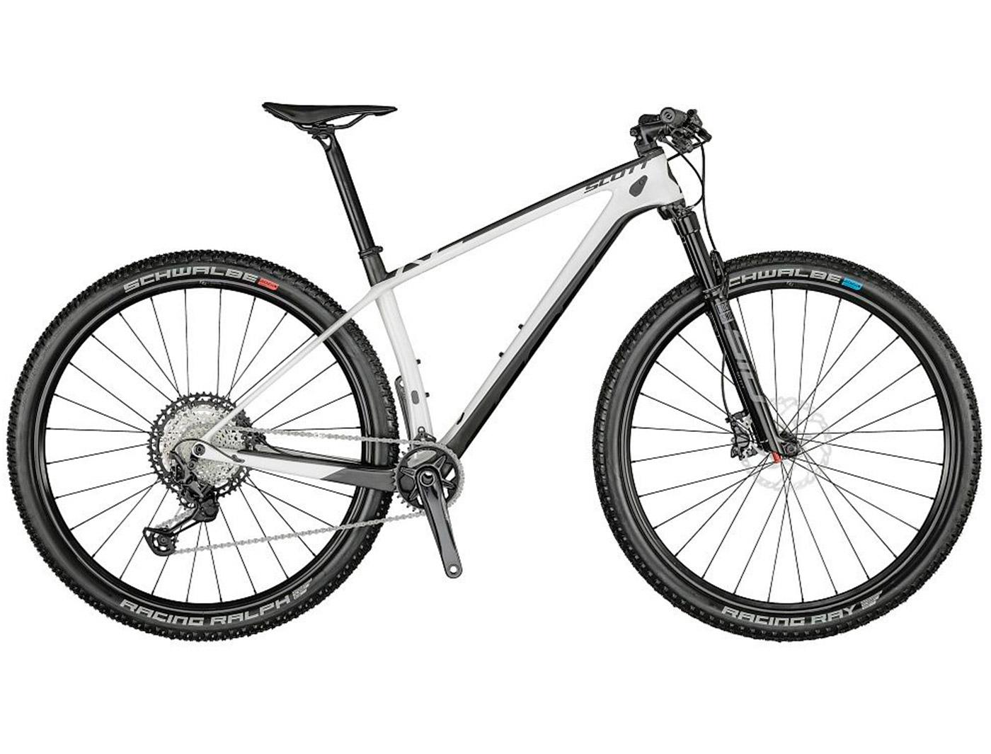 Велосипед Scott Scale RC 900 Team (2021)