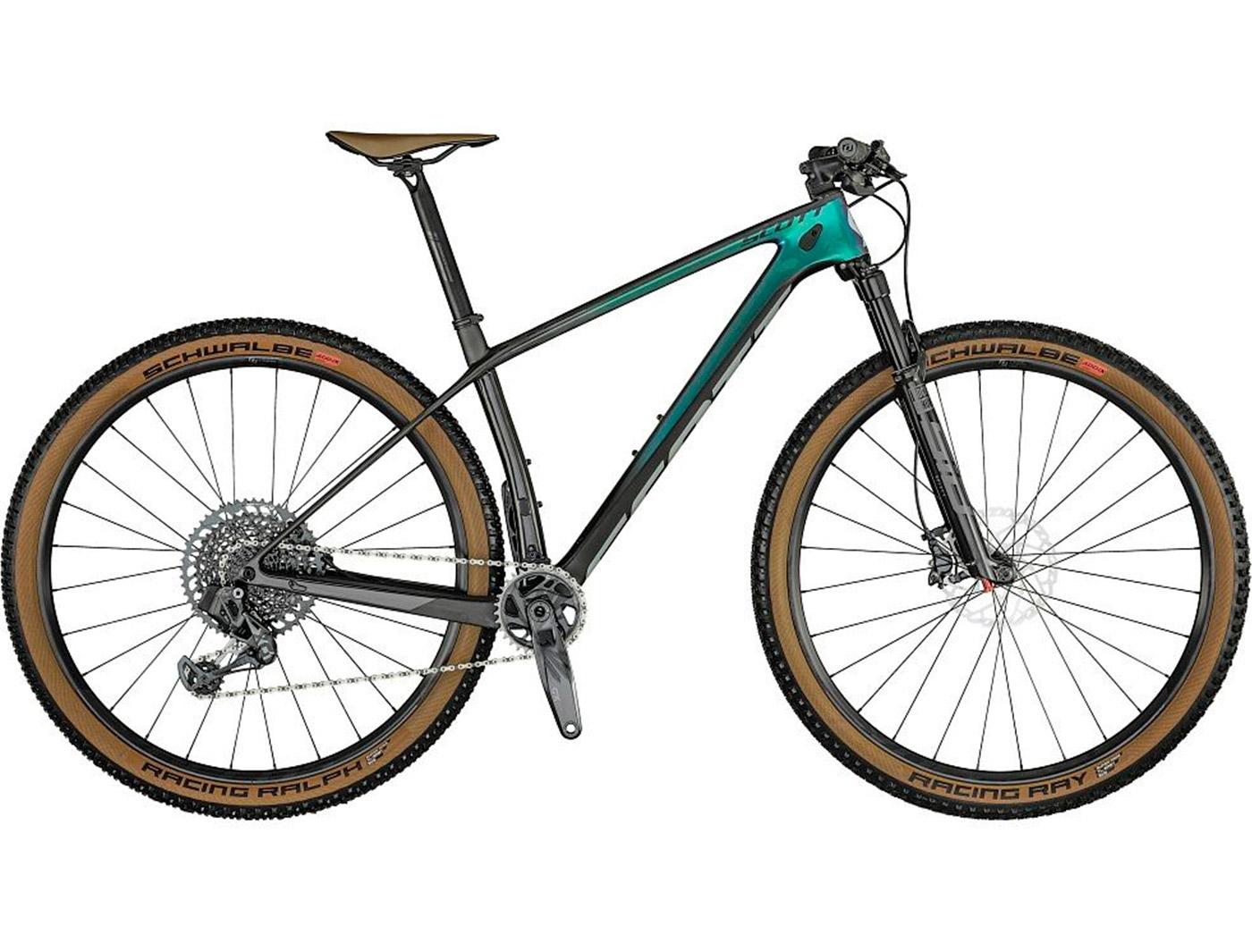 Велосипед Scott Scale RC 900 Team Issue AXS (2021)