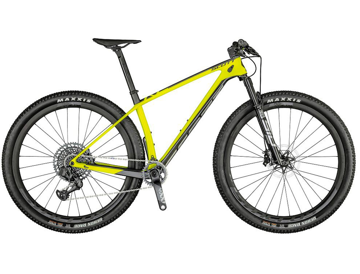 Велосипед Scott Scale RC 900 World Cup AXS (2021)