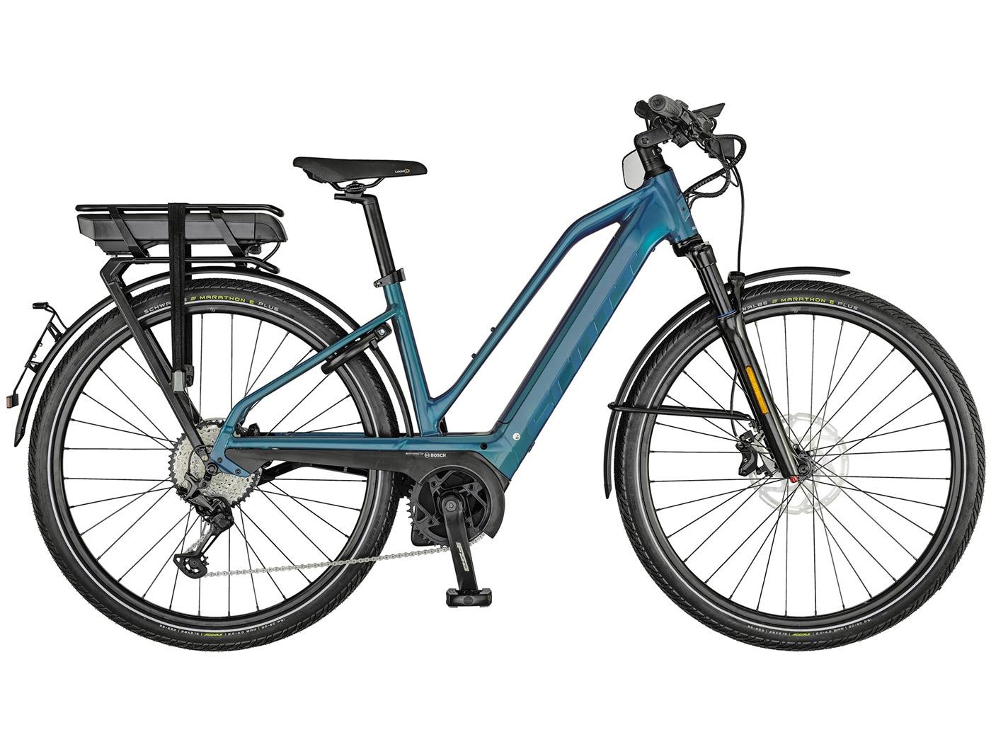 Велосипед Scott Silence eRIDE 10 Lady Speed (2021)