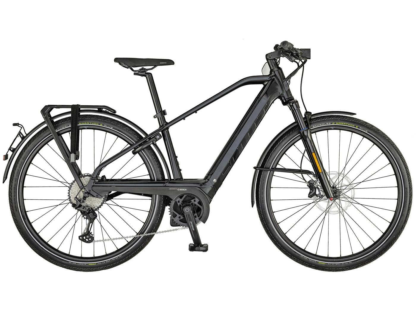 Велосипед Scott Silence eRIDE 20 Men Speed (2021)