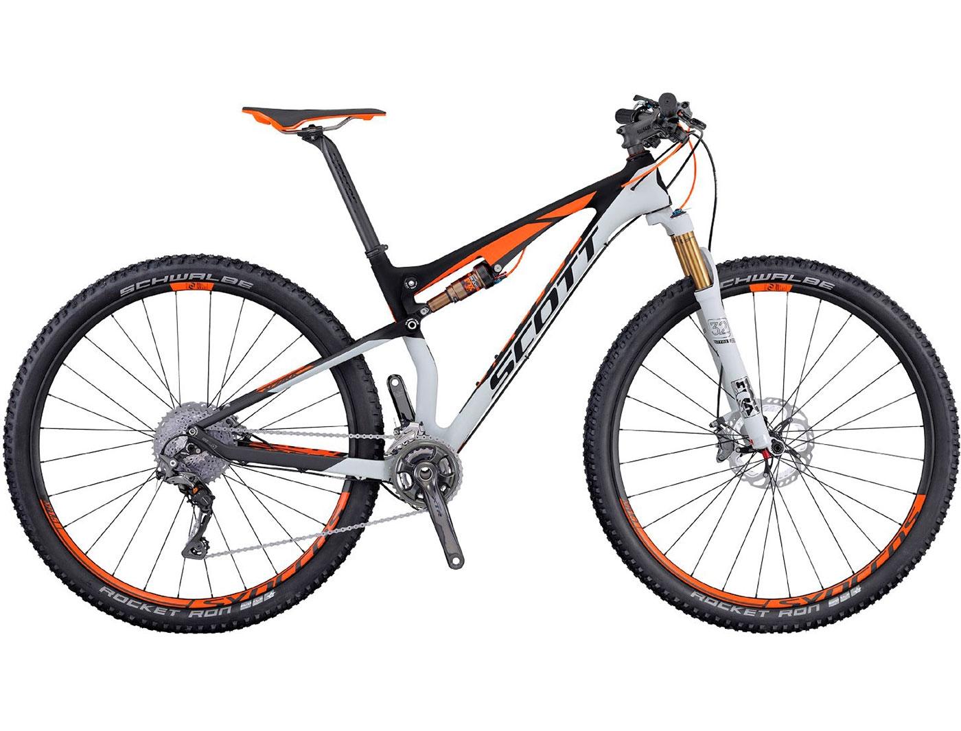 Велосипед Scott Spark 700 Premium (2016)