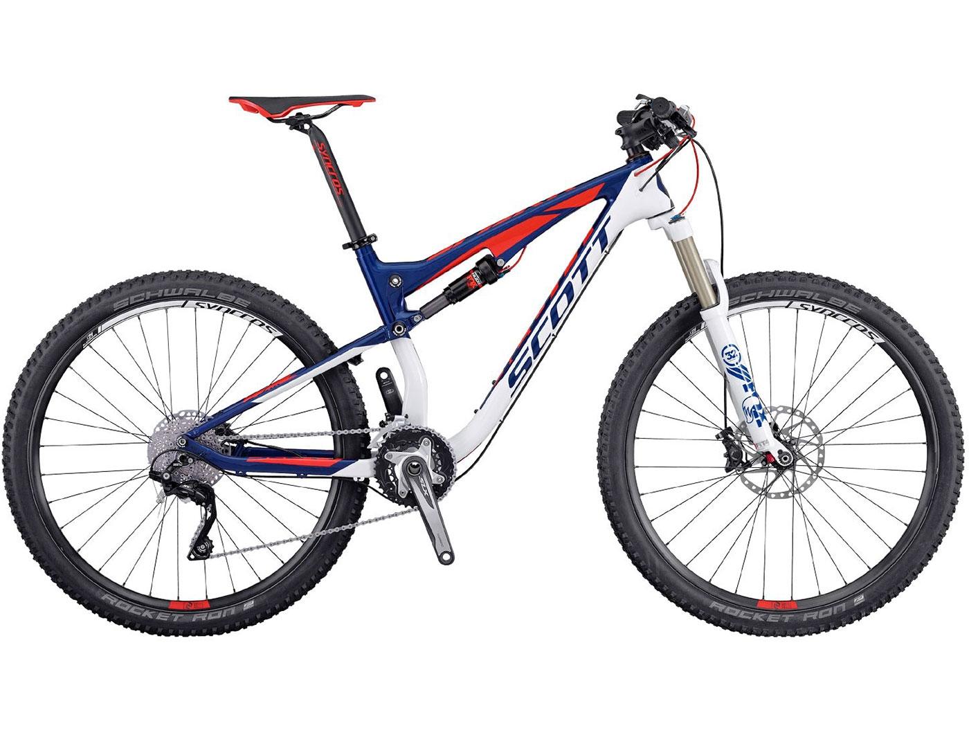 Велосипед Scott Spark 730 (2016)