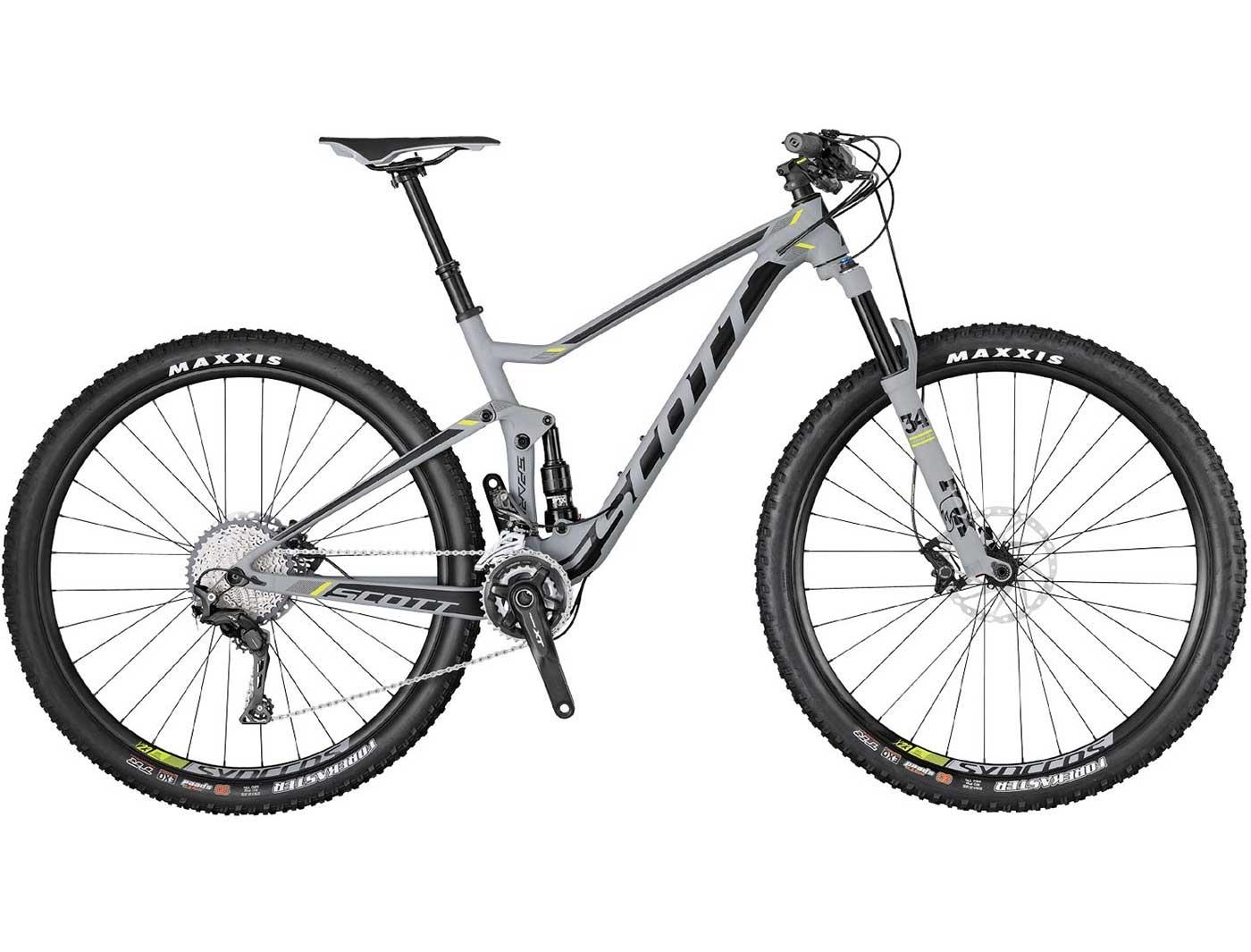 Велосипед Scott Spark 740 (2017)