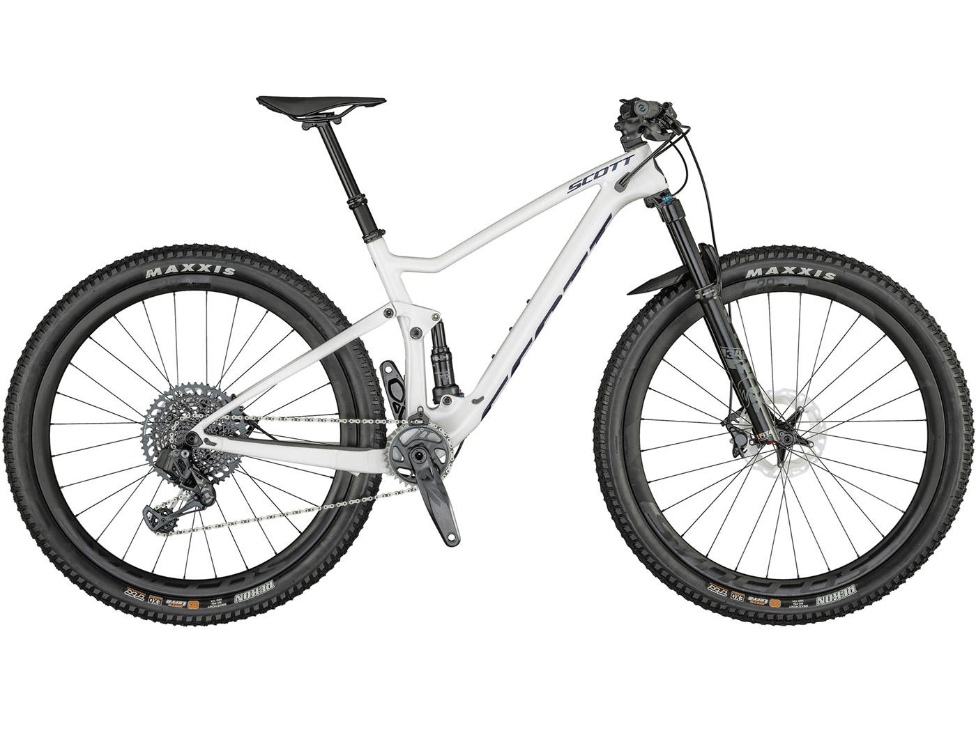 Велосипед Scott Spark 900 AXS (2021)
