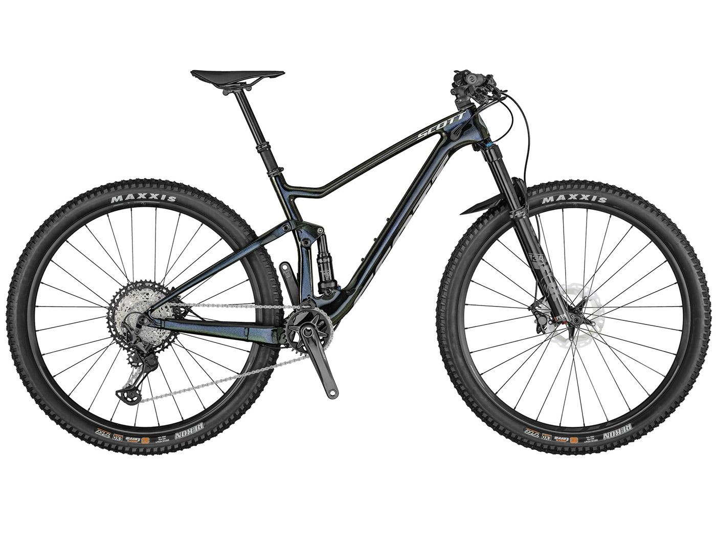Велосипед Scott Spark 910 (2021)