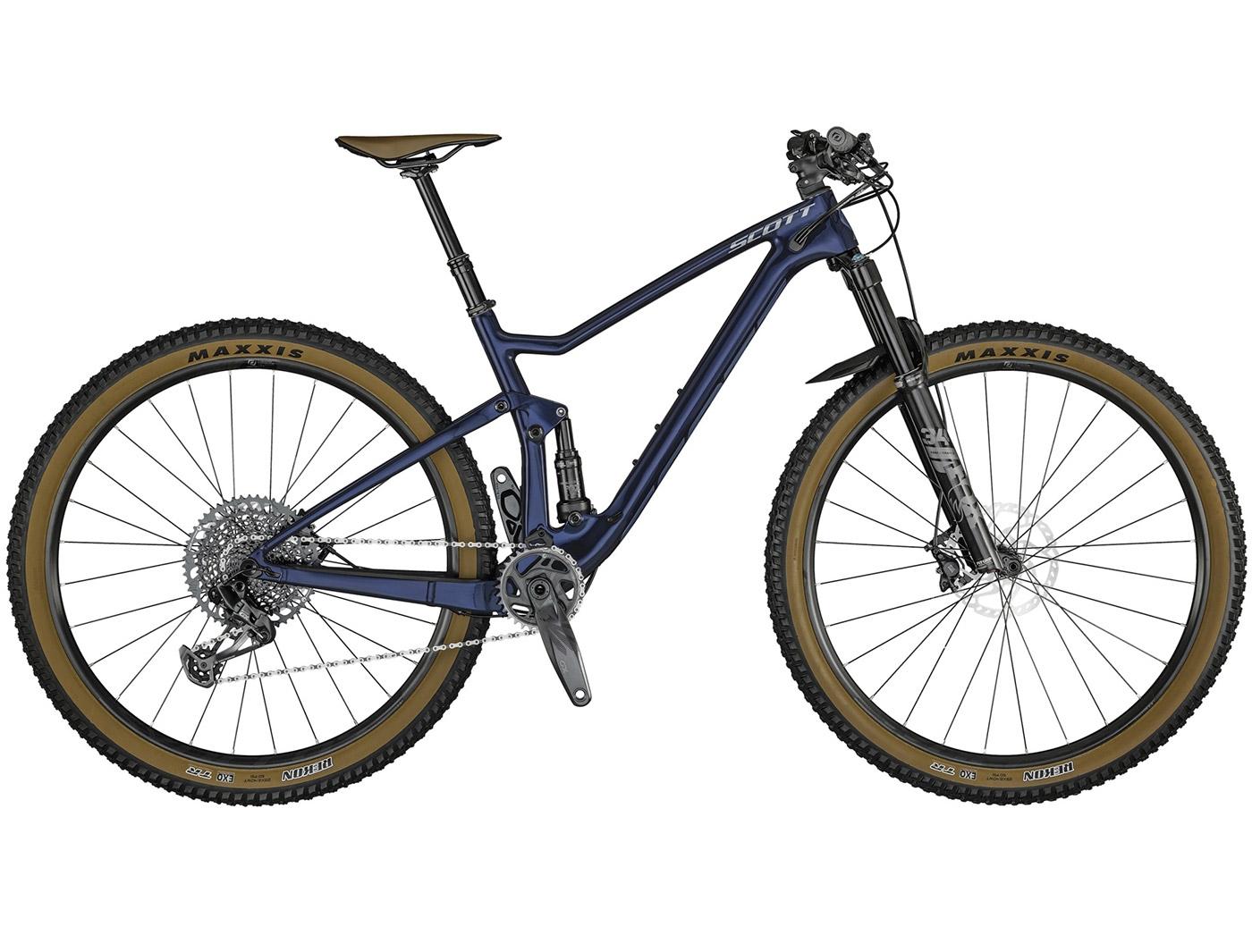 Велосипед Scott Spark 920 (2021)