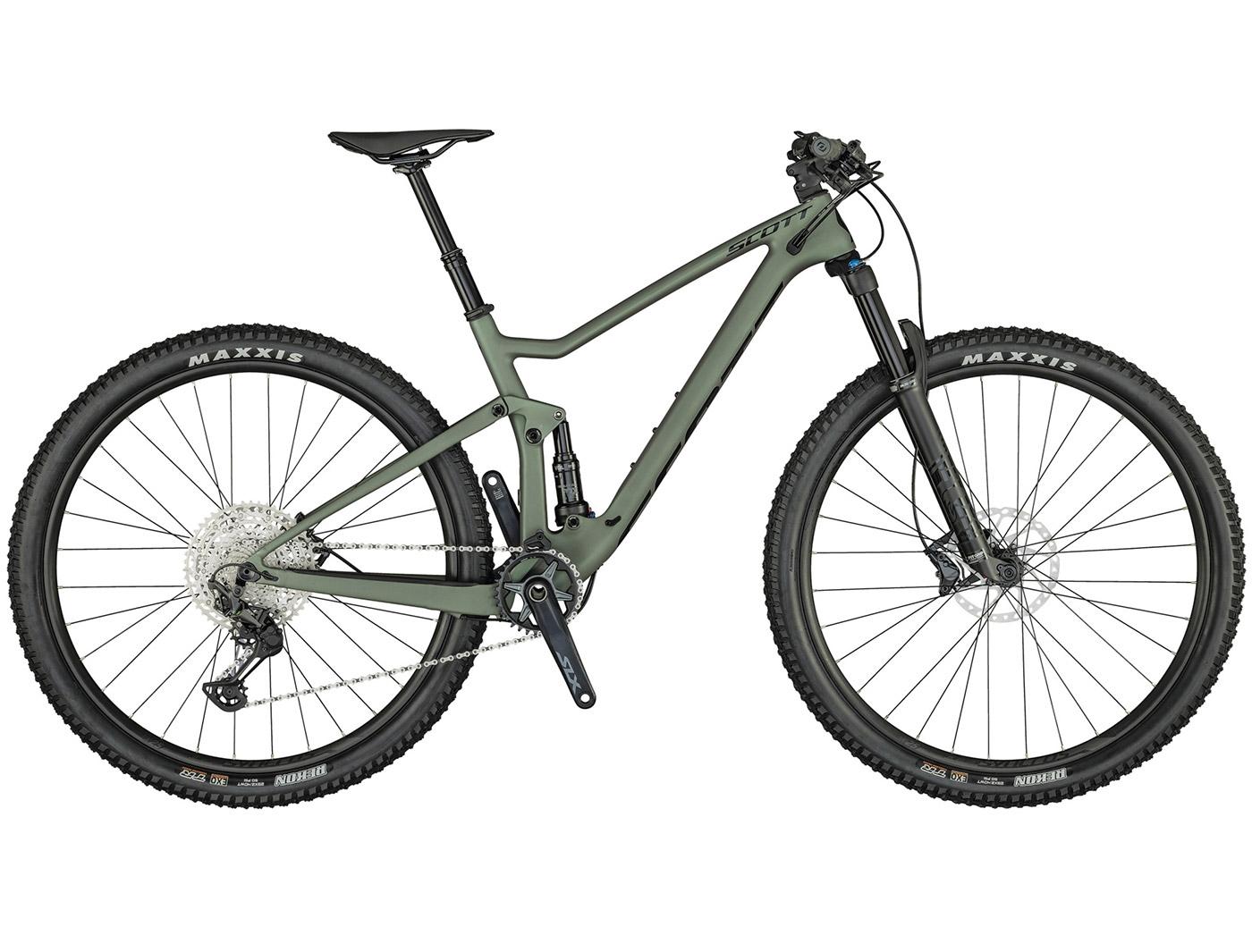 Велосипед Scott Spark 930 (2021)