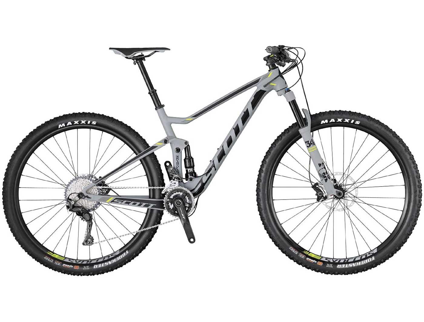 Велосипед Scott Spark 940 (2017)