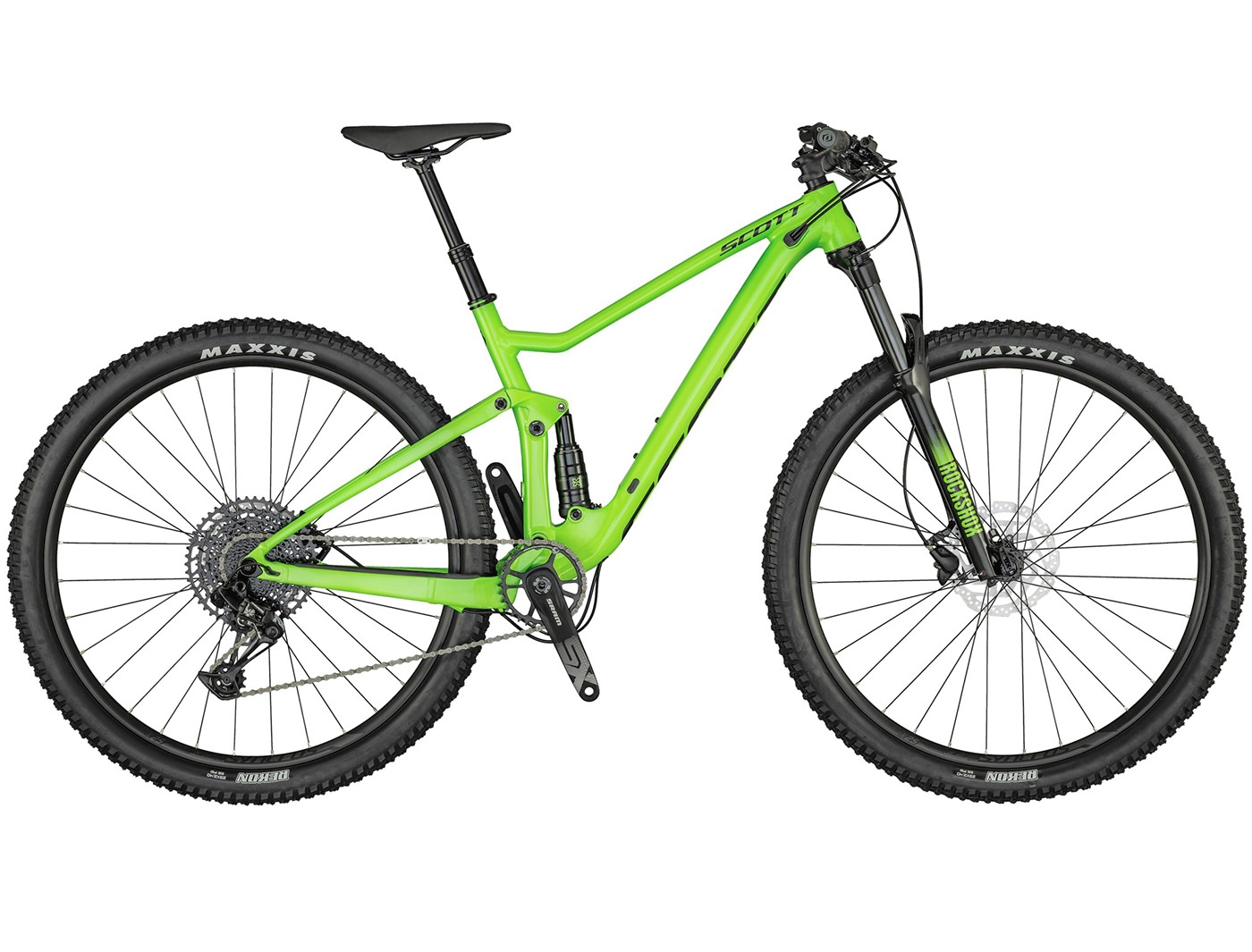 Велосипед Scott Spark 970 (2021)