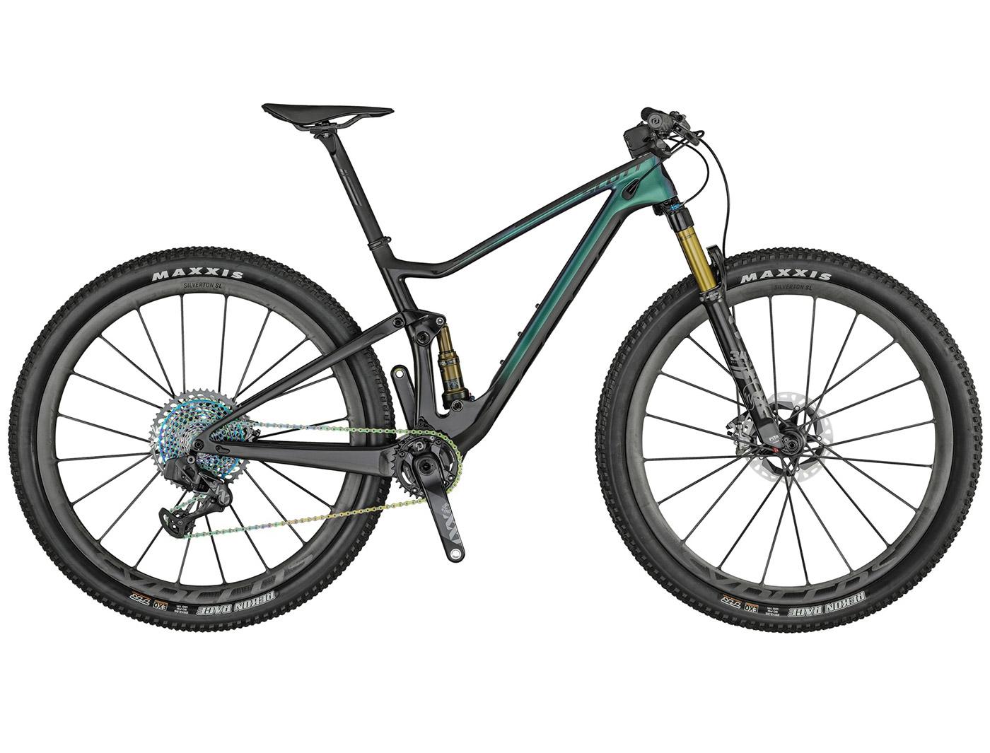 Велосипед Scott Spark RC 900 SL AXS (2021)