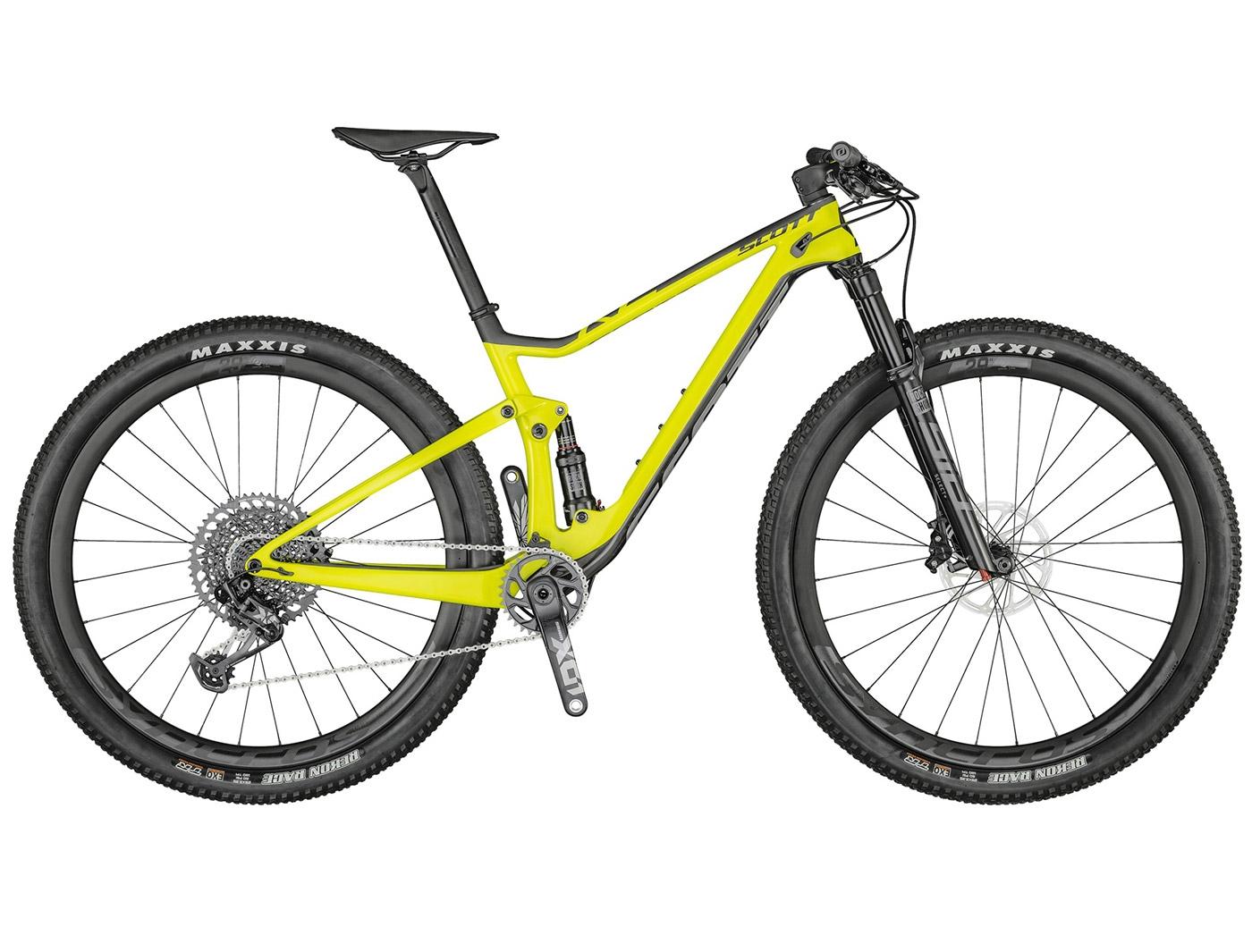 Велосипед Scott Spark RC 900 World Cup (2021)