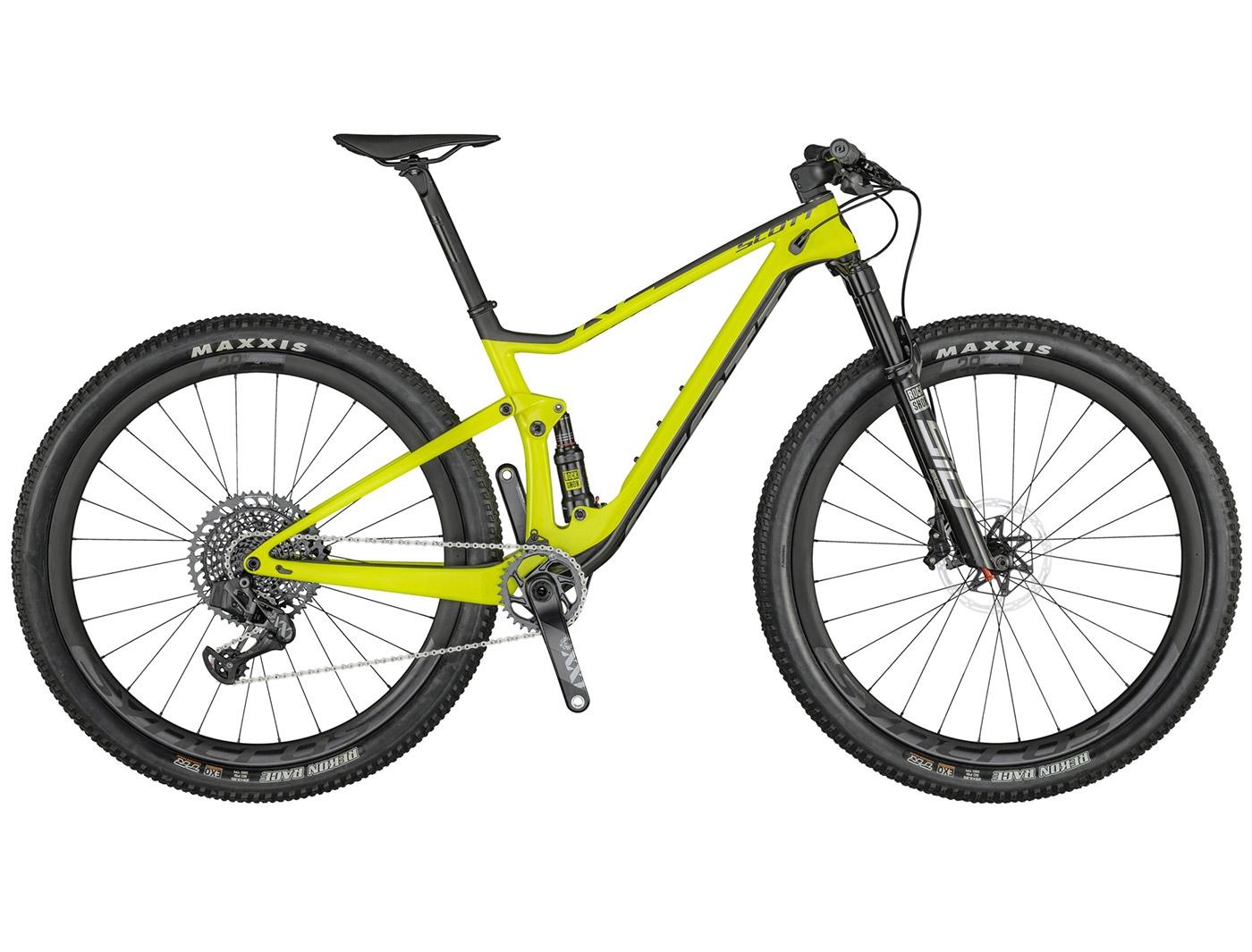 Велосипед Scott Spark RC 900 World Cup AXS (2021)