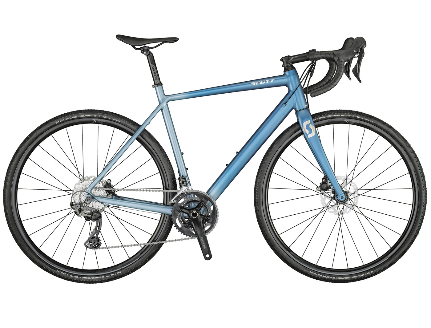 Велосипед Scott Speedster Gravel 20 (2021)
