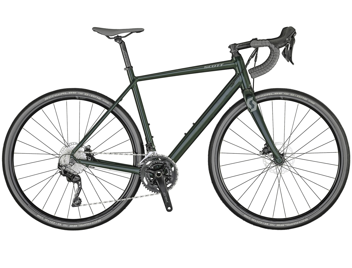 Велосипед Scott Speedster Gravel 30 (2021)