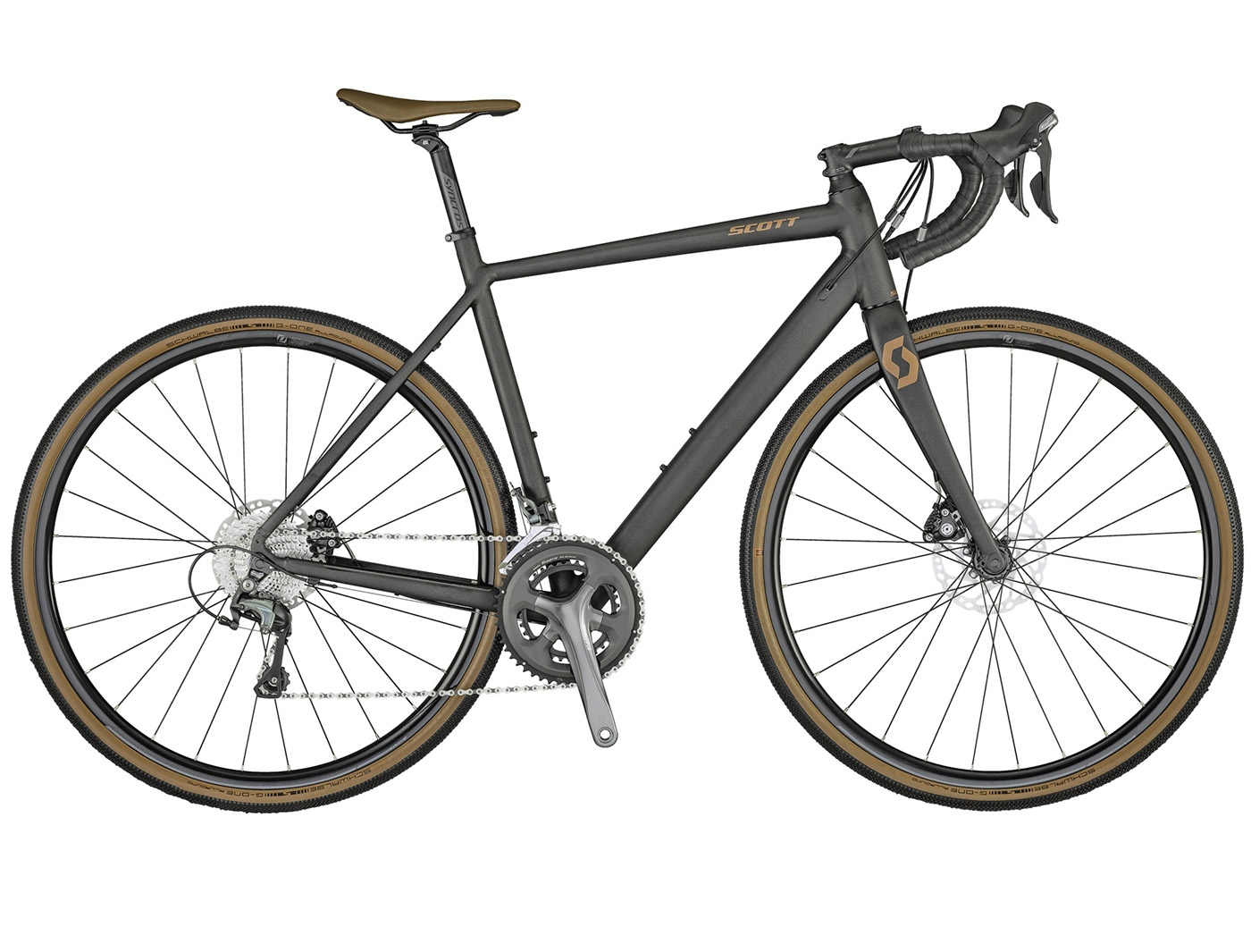 Велосипед Scott Speedster Gravel 40 (2021)