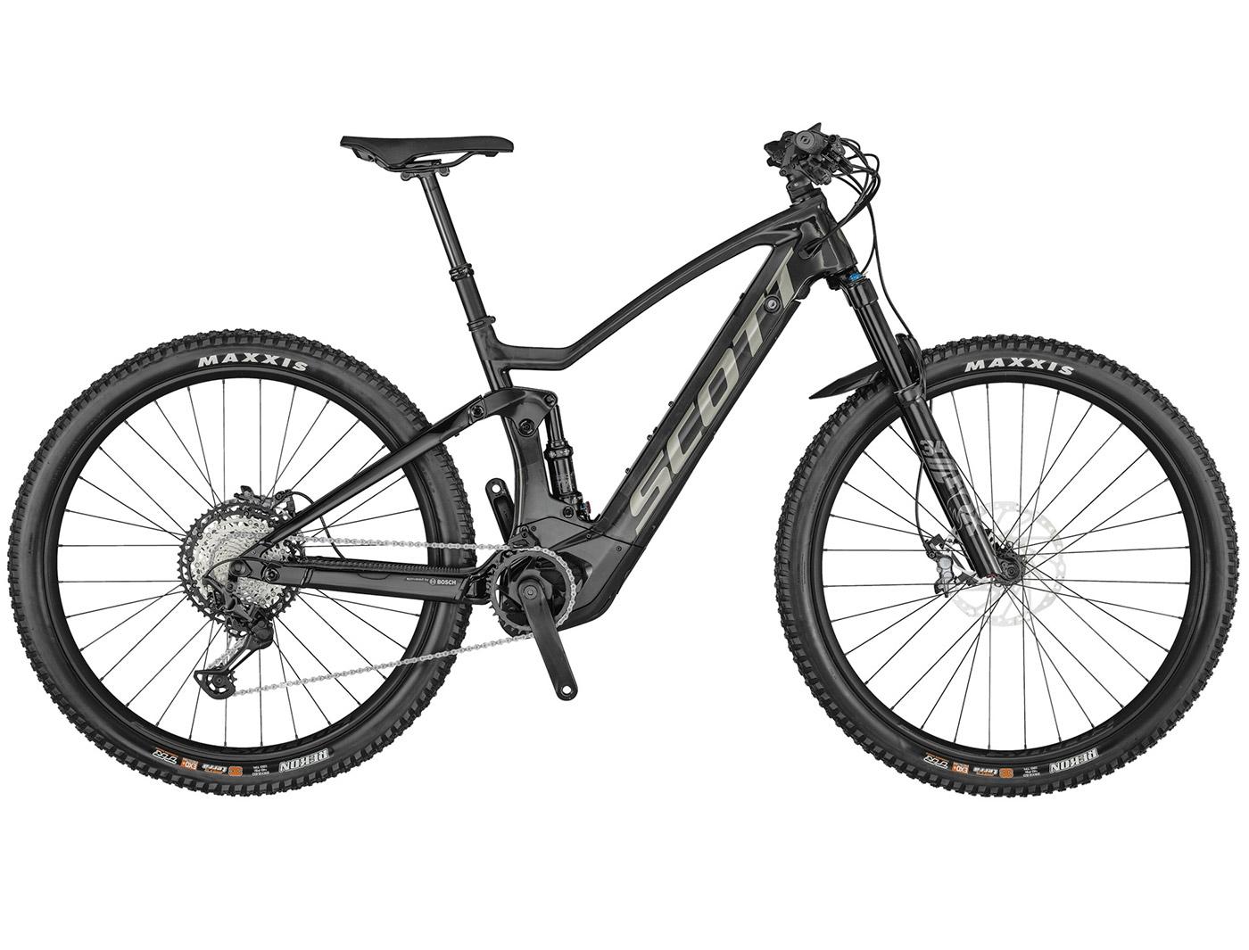 Велосипед Scott Strike eRIDE 900 Premium (EU) (2021)