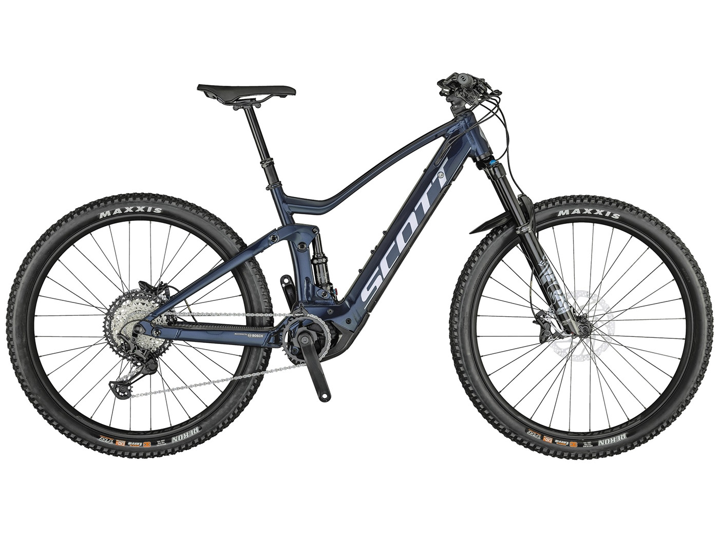 Велосипед Scott Strike eRIDE 910 (EU) (2021)