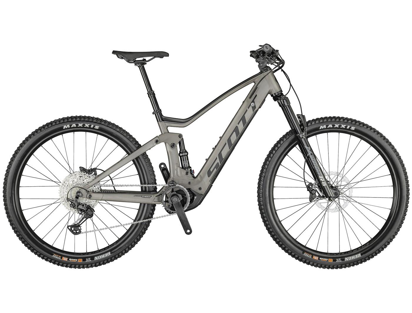 Велосипед Scott Strike eRIDE 920 (EU) (2021)