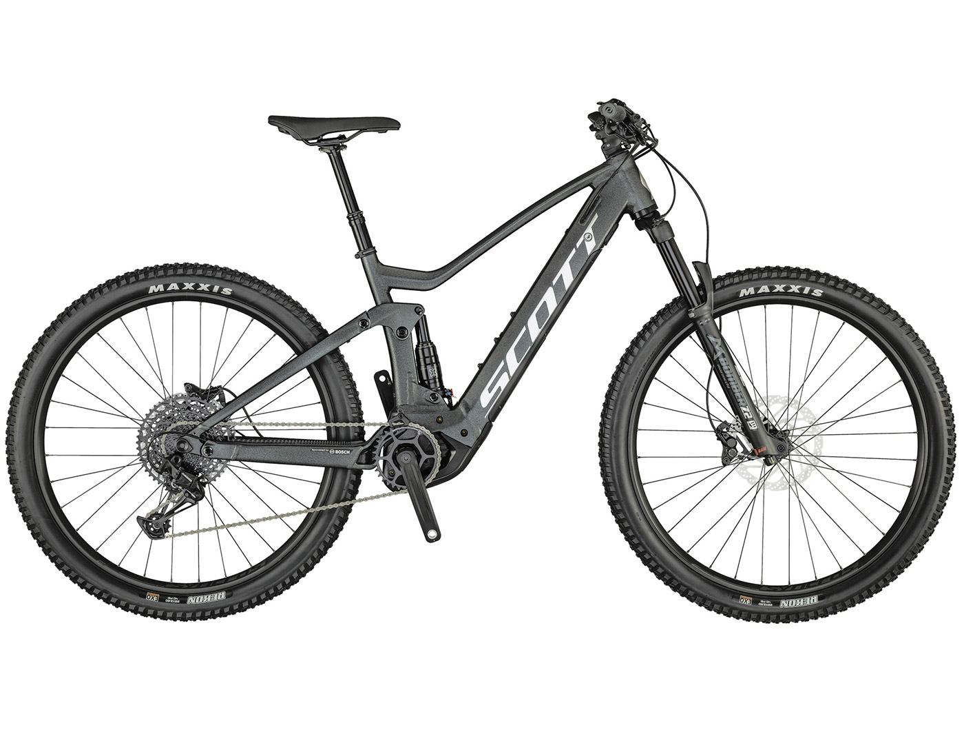 Велосипед Scott Strike eRIDE 930 (EU) (2021)