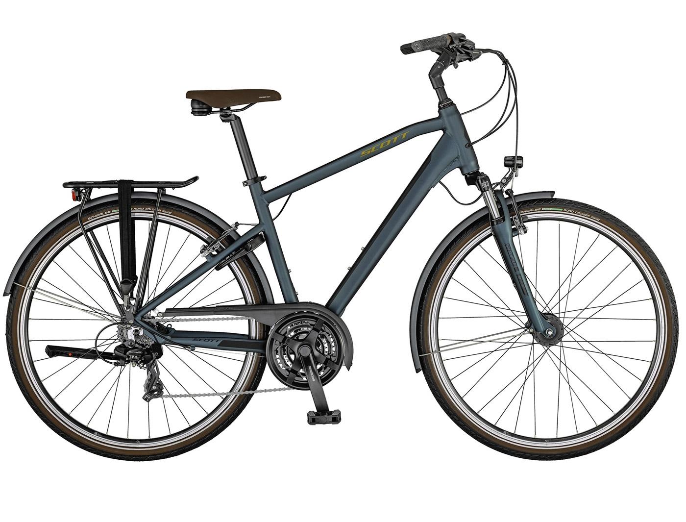 Велосипед Scott Sub Comfort 20 Men (2021)