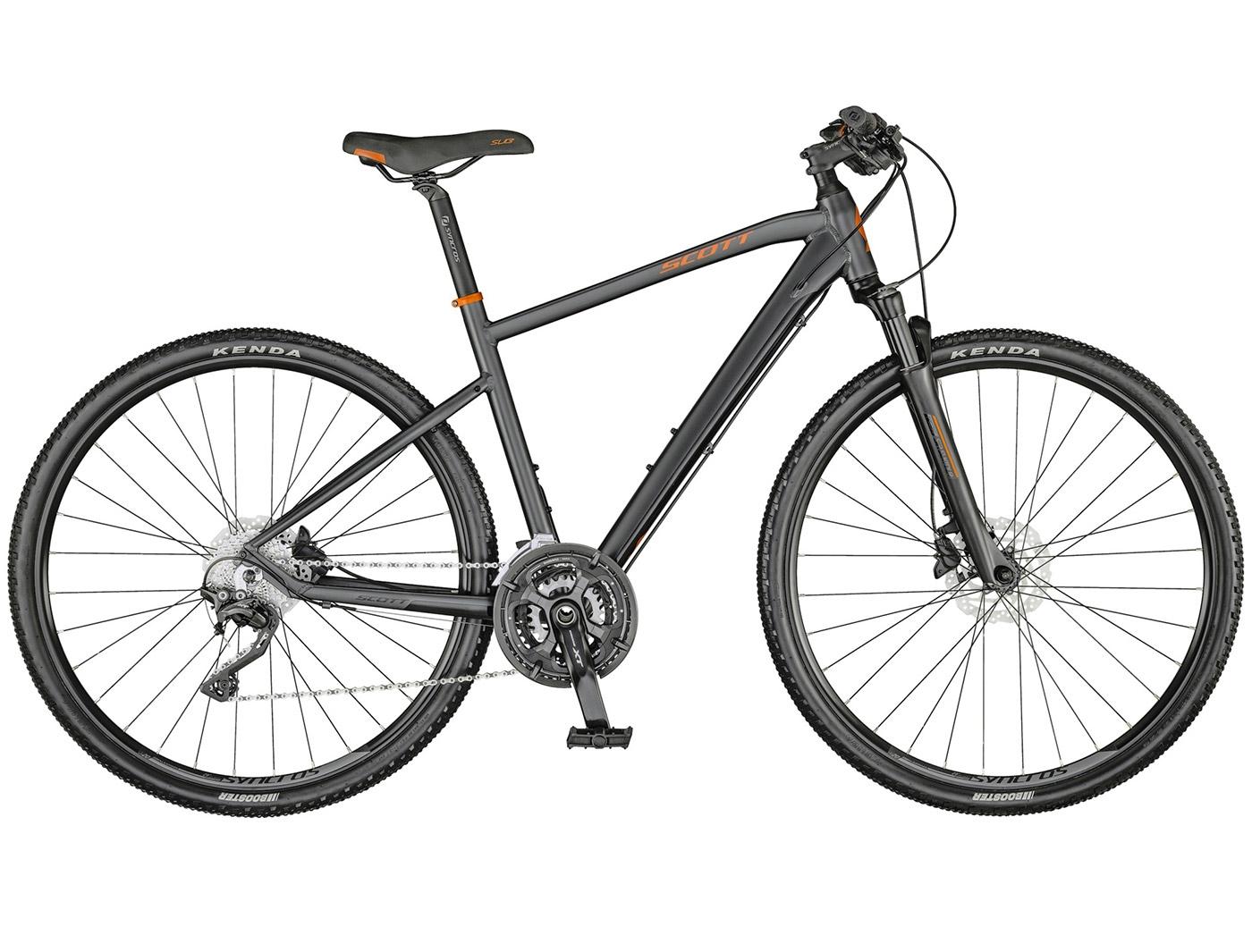Велосипед Scott Sub Cross 10 Men (2021)